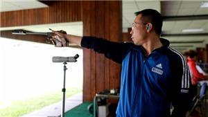 Hoàng Xuân Vinh giành HCV đầu tiên tại Cup bắn súng quốc gia