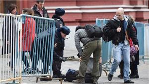 Vụ tấn công tàu điện ngầm tại Nga: Thêm một số nghi phạm bị bắt