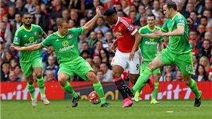 BIG BET: Dự đoán trận Sunderland - Man United (19h30, 9/4)