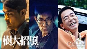 Phim tội phạm 'Trivisa' thắng lớn tại Lễ trao giải Kim Tượng
