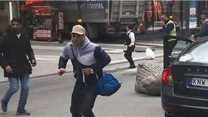 Công bố danh tính nghi phạm vụ tấn công bằng xe tải ở Thụy Điển