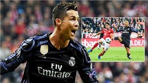 Ronaldo lập cú đúp trước Bayern: Còn ai chê anh chỉ hạ đội bóng nhỏ, đã hết khát khao?