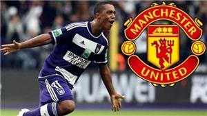 'Hazard mới' có thể khoác áo Man United, nhưng...