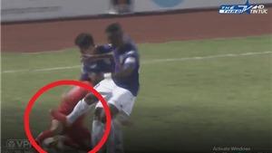 Samson 'chơi quyền Anh' ở AFC Cup: Tai nạn hay thói quen?