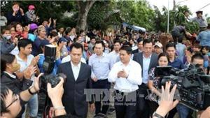 Chủ tịch Hà Nội Nguyễn Đức Chung: 'Không ai đánh người chạy lại'