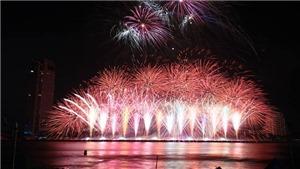 Mở màn 'bữa tiệc' pháo hoa liên tục 55 ngày đêm ở Đà Nẵng