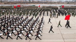 Tưởng niệm 'Binh đoàn bất tử' và cuộc diễu hành 'Trung đoàn bất tử'