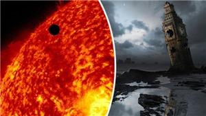 CHẤN ĐỘNG: Lỗ thủng Mặt Trời khổng lồ gây 'thảm kịch' cho Trái Đất