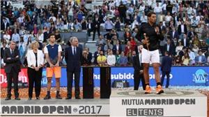 Trở lại đầy ấn tượng, Nadal đã sẵn sàng làm nên kỷ lục tại Rome và Roland Garros