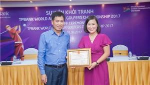 Khởi động giải golf không chuyên thế giới ở Việt Nam