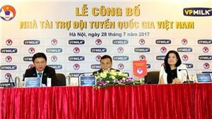 Cầu thủ U22 Việt Nam được uống sữa miễn phí trước SEA Games 29