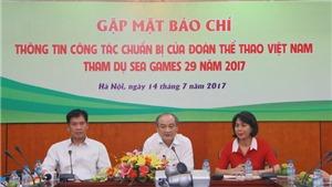 Đoàn Thể thao Việt Nam tại SEA Games 29 chỉ còn 2 Phó đoàn, áp lực không giảm