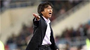 Công Vinh chính thức tái ngộ thầy cũ Miura
