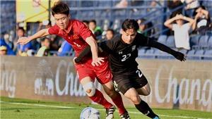 Cựu tuyển thủ Tài Em: 'Không thể nói U23 Việt Nam bằng U23 Thái Lan'