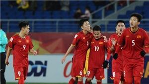 HLV Park Hang Seo chốt danh sách U23 Việt Nam dự ASIAD sau giải giao hữu quốc tế