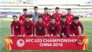 Chủ tịch AFC chúc mừng chiến thắng của U23 Việt Nam