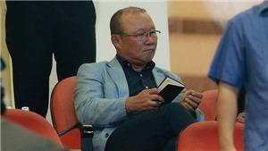 HLV Park Hang Seo trở lại, V-League thêm sức 'nóng'