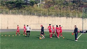 Video clip highlights bàn thắng U19 Việt Nam 1-1 U19 Ma-rốc, Suwon JS Cup 2018