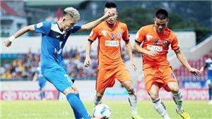 Video bàn thắng highlights trận Than Quảng Ninh 1-0 SHB Đà Nẵng