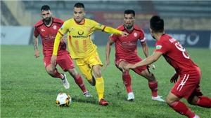 Vòng 5 Nuti Café V-League 2018: Nam Định chôn chân nơi đáy bảng, Hà Nội tạo bứt phá