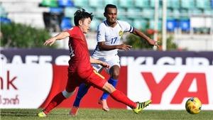HLV Lê Thụy Hải: 'Á quân châu Á rồi sao còn lo lắng AFF Cup'