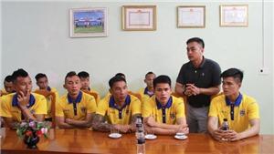 HLV Đức Thắng được toàn quyền về chuyên môn tại FLC Thanh Hóa