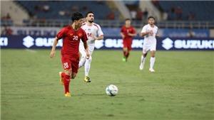 Hà Đức Chinh: 'U23 Việt Nam cố gắng vào chung kết ASIAD'