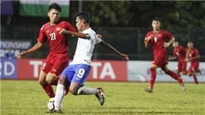 U16 Việt Nam đi tiếp bằng kịch bản nào?