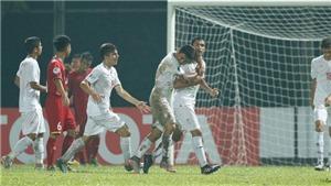 Thua toàn diện Iran, U16 Việt Nam xếp cuối bảng tại VCK U16 châu Á