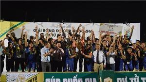 Tổng kết V-League 2018: Thúc đẩy cấp phép CLB chuyên nghiệp và cải tạo mặt sân