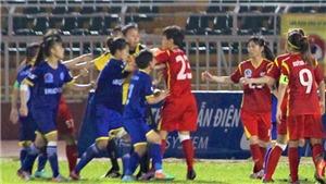 4 cầu thủ TP.HCM và 2 cầu thủ Than khoáng sản Việt Nam bị treo giò 5 tháng, phạt tiền 10 triệu đồng