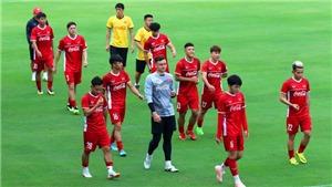 Tuyển Việt Nam có mặt tại Paju, nhận bài test quan trọng cho AFF Cup