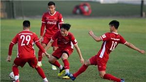 Lào kín như bưng, quyết gây bất ngờ trước đội tuyển Việt Nam