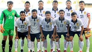 AFF Cup 2018: Lào ấp ủ tham vọng gây sốc trước Việt Nam
