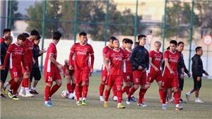 Tuyển Việt Nam hối hả tập tại Qatar, chạy đua với thời gian trước ASIAN Cup 2019