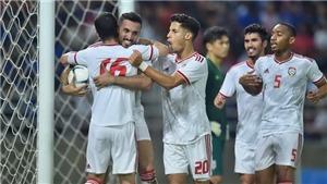 UAE đăng cai vòng loại World Cup, tuyển Việt Nam sẵn sàng