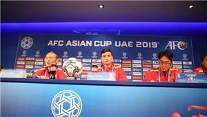 HLV Park Hang Seo: 'Jordan đang bất bại nhưng không đội bóng nào hoàn hảo'