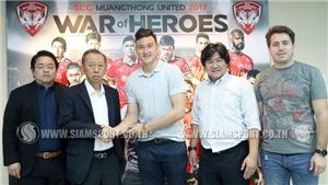 Văn Lâm gặp lãnh đạo Muangthong United trước lễ ra mắt