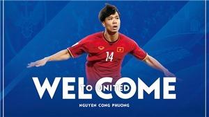 Incheon tuyên bố sở hữu Công Phượng, trao số áo 23