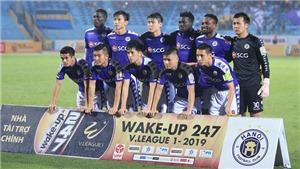 Trực tiếp Hà Nội vs TP.HCM. Trực tiếp V League 2019 vòng 7