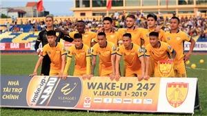 Thanh Hóa gây thất vọng tại V-League 2019