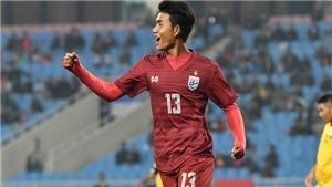 Thái Lan lại gặp khó trước tuyển Việt Nam tại King's Cup