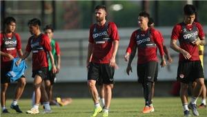 Đội bóng của Văn Lâm bạo chi, quyết 'vượt cạn' tại Thai League