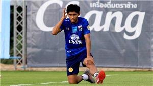 Thái Lan gút danh sách dự King's Cup, chỉnh lối chơi khi đấu tuyển Việt Nam