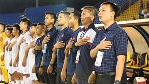 HLV Hoàng Anh Tuấn xin từ chức sau thất bại cay đắng của U18 Việt Nam