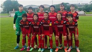 Lịch thi đấu và trực tiếp bóng đá nữ Đông Nam Á 2019 hôm nay