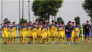 Tin tức U22 Việt Nam vs Trung Quốc (17h hôm nay): HLV Park Hang Seo tái ngộ ông Hiddink