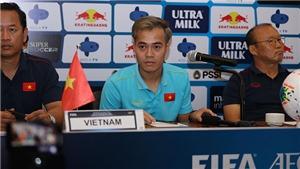 Tin ĐT Việt Nam ngày 26/5: HLV Park Hang Seo chờ Văn Lâm đến phút chót