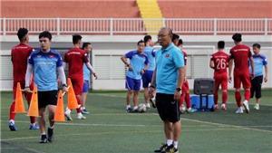 Tin bóng đá SEA Games 30 ngày 24/11: U22 Việt Nam sẵn sàng đấu Brunei