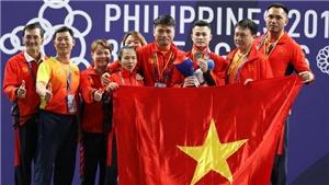 Bảng vàng Đoàn Thể thao Việt Nam tại SEA Games 30